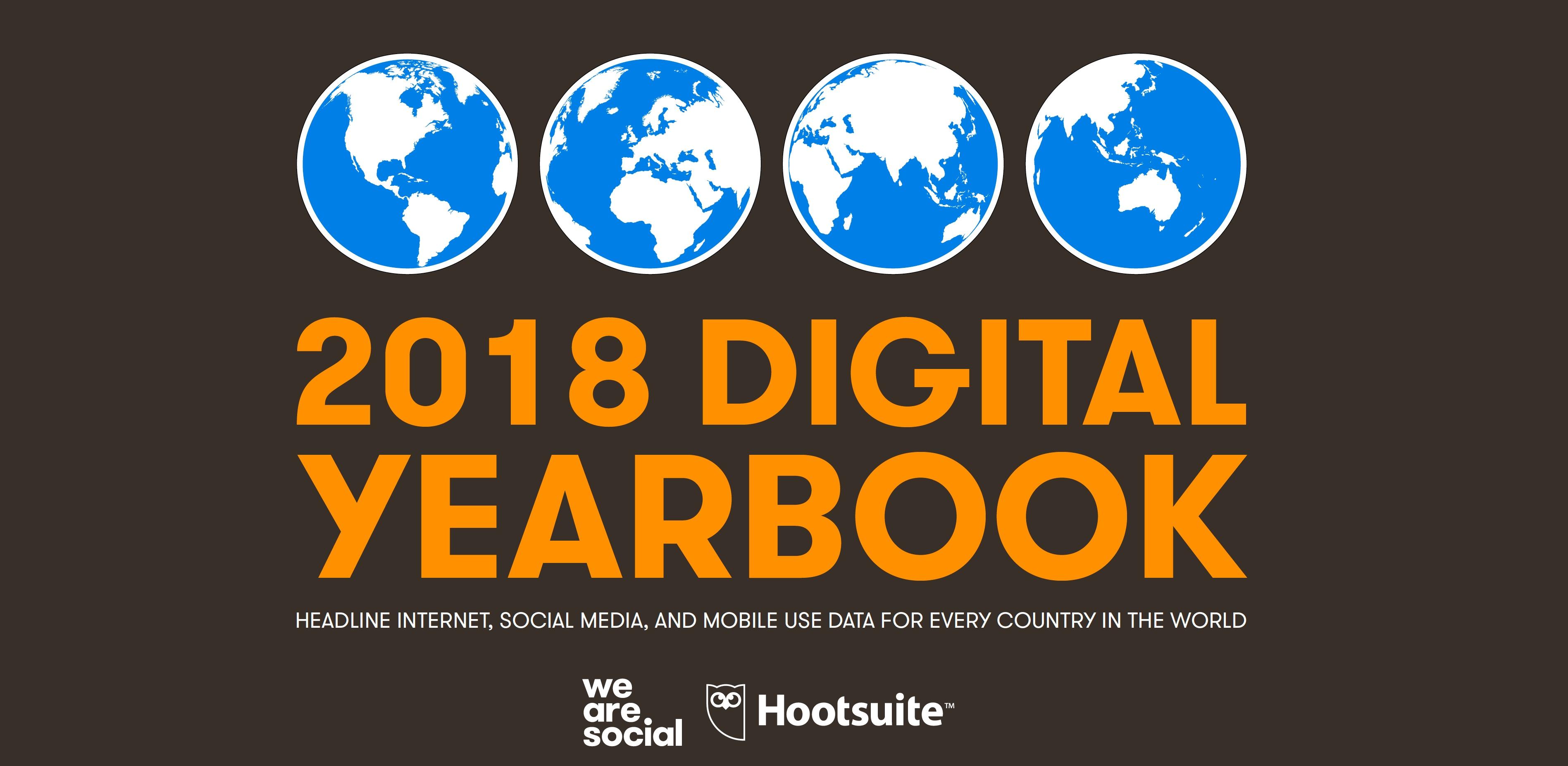 O Mundo Digital em 2018